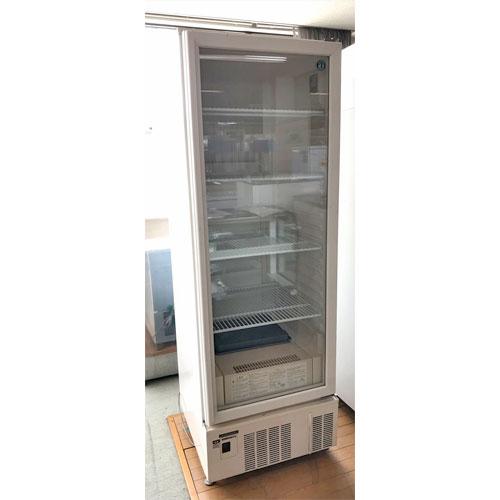 【中古】冷蔵ショーケース(スイング扉) ホシザキ USB-63B1 幅630×奥行650×高さ1880 【送料別途見積】【業務用】