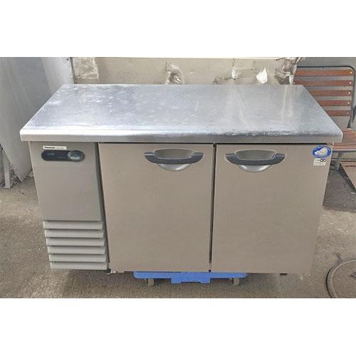 【中古】冷蔵コールドテーブル パナソニック(Panasonic) SUR-G1261SA 幅1200×奥行600×高さ810 【送料別途見積】【業務用】
