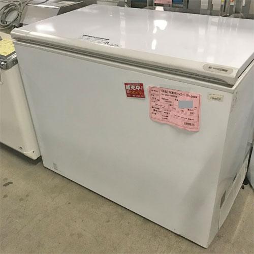 【中古】冷凍ストッカー サンデン SH-360X 幅1111×奥行662×高さ893 【送料別途見積】【業務用】
