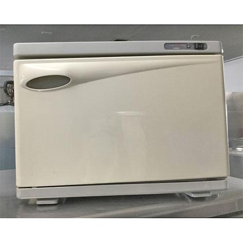 【中古】冷温タオルウォーマー 中部コーポレーション MC75SA 幅450×奥行320×高さ330 【送料別途見積】【業務用】
