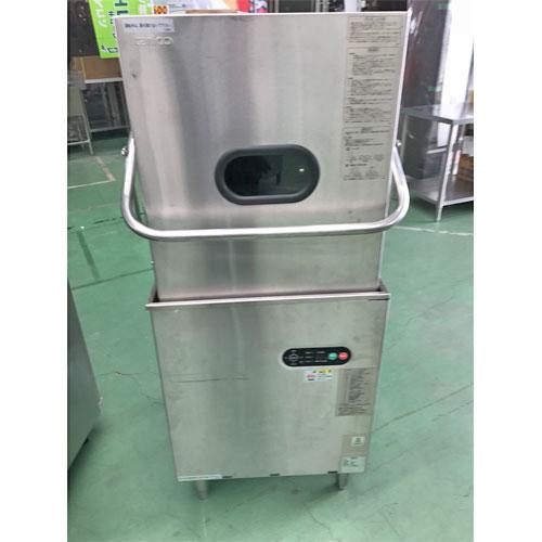 【中古】食器洗浄機 タニコー TDWD-4ER 幅598×奥行620×高さ1420 三相200V 【送料別途見積】【業務用】