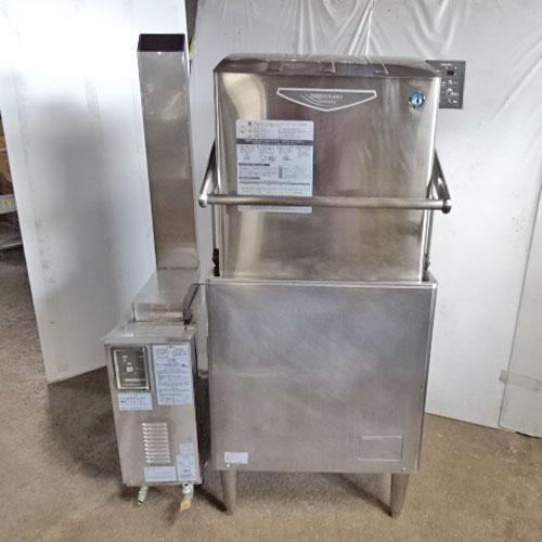 【中古】食器洗浄機 ホシザキ JWE-500A 幅630×奥行680×高さ1380 60Hz専用 【送料別途見積】【業務用】
