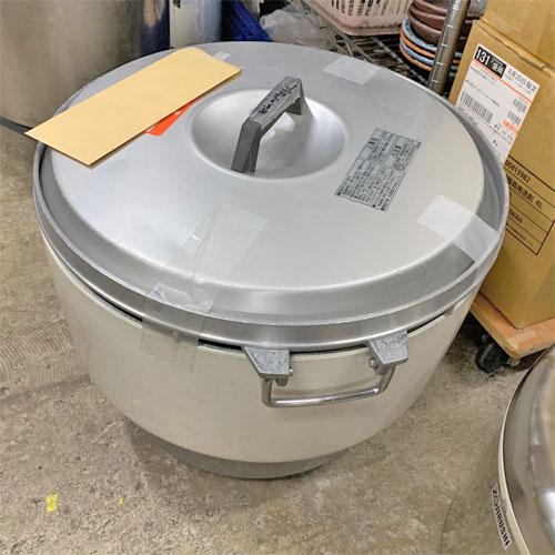 【中古】ガス炊飯器 リンナイ RR-50S1 幅525×奥行481×高さ444 三相200V 【送料別途見積】【業務用】