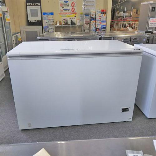 【中古】冷凍ストッカー サンデン SH-500XDT 幅1340×奥行720×高さ880 【送料別途見積】【業務用】