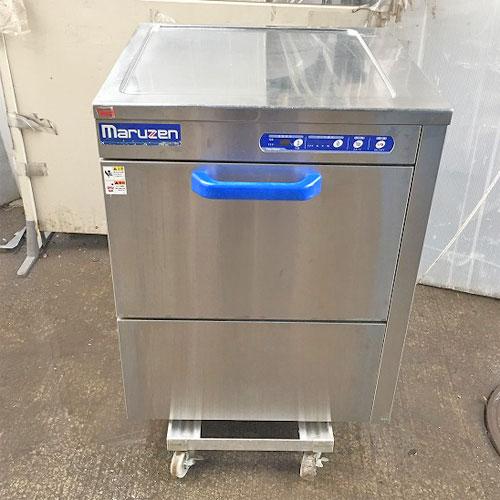 【中古】食器洗浄機 マルゼン MDKTB6 幅650×奥行600×高さ900 三相200V 【送料別途見積】【業務用】