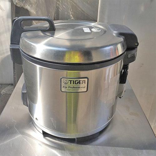 【中古】炊飯ジャー タイガー(TIGER) JNO-A360 幅360×奥行426×高さ383 【送料無料】【業務用】