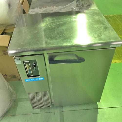 【中古】冷凍コールドテーブル 大和冷機 2141SS 幅650×奥行450×高さ800 【送料別途見積】【業務用】