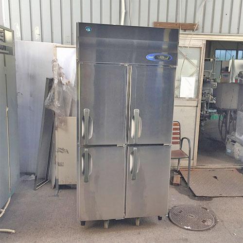 【中古】冷凍冷蔵庫 ホシザキ HRF-90ZF 幅900×奥行800×高さ1890 【送料別途見積】【業務用】