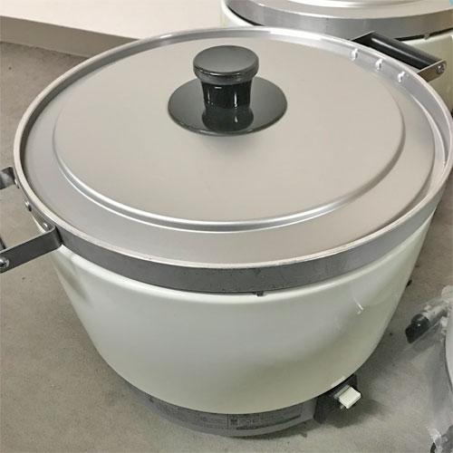 【中古】ガス炊飯器 パロマ PR-6DSS-1 幅414×奥行513×高さ410 LPG(プロパンガス) 【送料無料】【業務用】