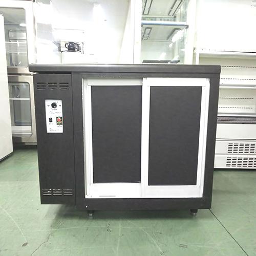 【中古】冷蔵ショーケース 大和冷機 3041DP-S 幅900×奥行450×高さ800 【送料別途見積】【業務用】