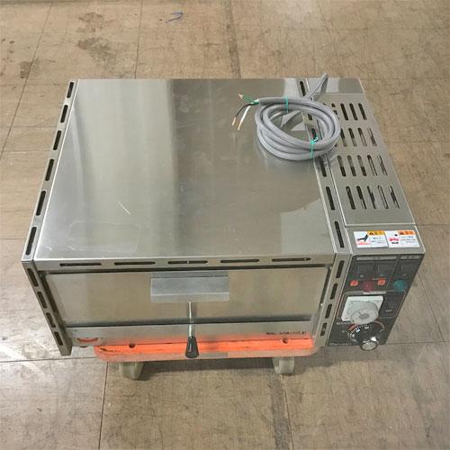 【中古】電気式ピザオーブン マルゼン MPO-R054T 幅560×奥行420×高さ235 【送料無料】【業務用】