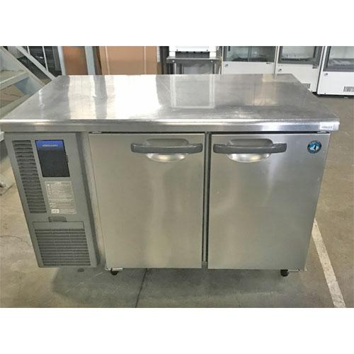 【中古】冷蔵コールドテーブル ホシザキ RT-120SDF 幅1200×奥行750×高さ800 【送料別途見積】【業務用】