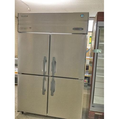 【中古】冷凍庫 ホシザキ HF-120X3-ML 幅1200×奥行800×高さ1890 三相200V 【送料別途見積】【業務用】