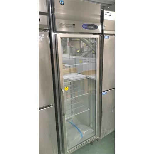 【中古】冷凍リーチインショーケース ホシザキ FS-63ZT3 幅630×奥行650×高さ1980 三相200V 【送料別途見積】【業務用】