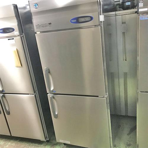 【中古】縦型冷凍冷蔵庫 ホシザキ HRF-75Z 幅750×奥行800×高さ1890 【送料別途見積】【業務用】