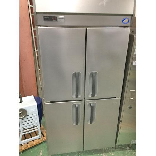 【中古】縦型冷凍庫 パナソニック(Panasonic) SRF-K961S 幅900×奥行650×高さ1940 【送料別途見積】【業務用】