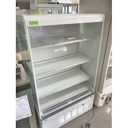 【中古】冷蔵多段オープンショーケース サンデン RSG-900FX 幅900×奥行600×高さ1485 【送料無料】【業務用】