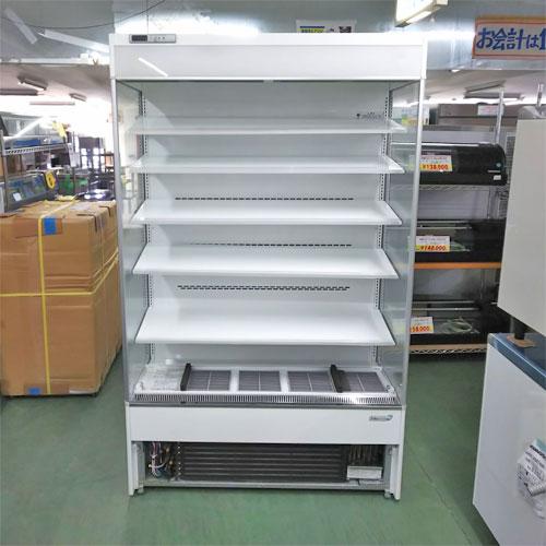 【中古】冷蔵ショーケース フクシマガリレイ(福島工業) MCU-45GKPOR 幅1200×奥行450×高さ1900 三相200V 【送料別途見積】【業務用】