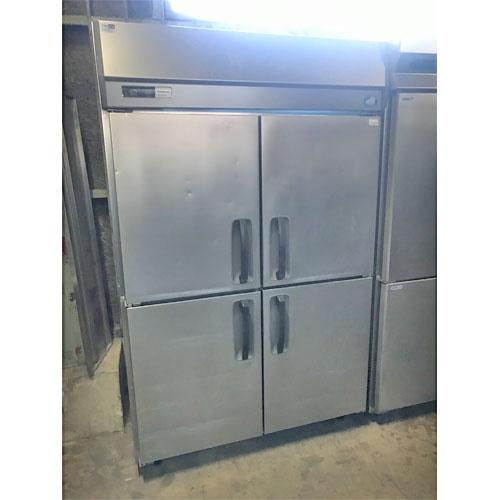 【中古】縦型冷蔵庫 パナソニック(Panasonic) SRR-J1281VSA 幅1200×奥行800×高さ1900 【送料別途見積】【業務用】