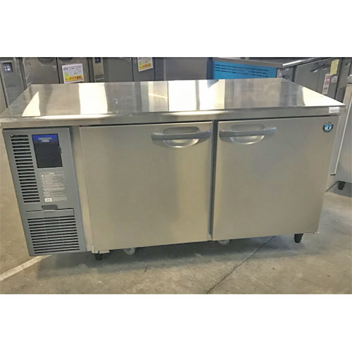 【中古】冷凍コールドテーブル ホシザキ FT-150SDF-E 幅1500×奥行750×高さ800 【送料別途見積】【業務用】