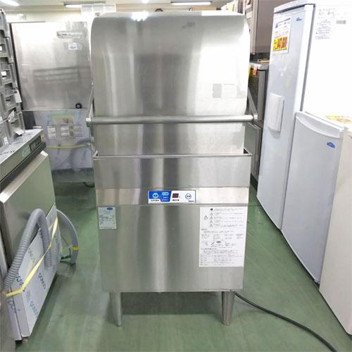 【中古】ドアタイプ 食器洗浄機 大和冷機 DDW-DE6 幅600×奥行600×高さ1500 三相200V 50Hz専用 【送料別途見積】【業務用】