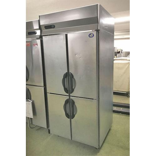 【中古】縦型冷凍庫 フクシマガリレイ(福島工業) SRF-G983S 幅900×奥行800×高さ1950 三相200V 【送料別途見積】【業務用】