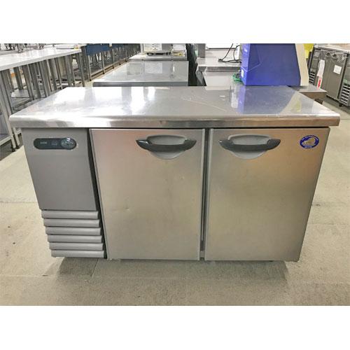 【中古】冷蔵コールドテーブル パナソニック(Panaosnic) SUR-G1261S 幅1200×奥行600×高さ800 【送料別途見積】【業務用】
