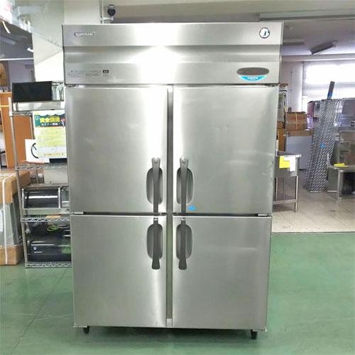 【中古】冷凍冷蔵庫 ホシザキ HRF-120XF3 幅1200×奥行800×高さ1900 三相200V 【送料別途見積】【業務用】