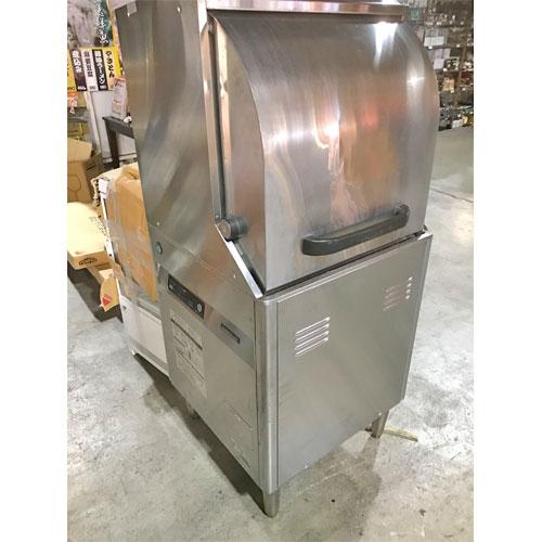 【中古】食器洗浄機 ホシザキ JWE-450RUA-R 幅600×奥行600×高さ1380 三相200V 【送料別途見積】【業務用】