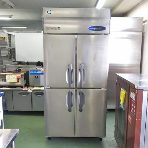 【中古】冷凍庫 ホシザキ HF-90ZT3 幅900×奥行600×高さ1900 三相200V 【送料別途見積】【業務用】