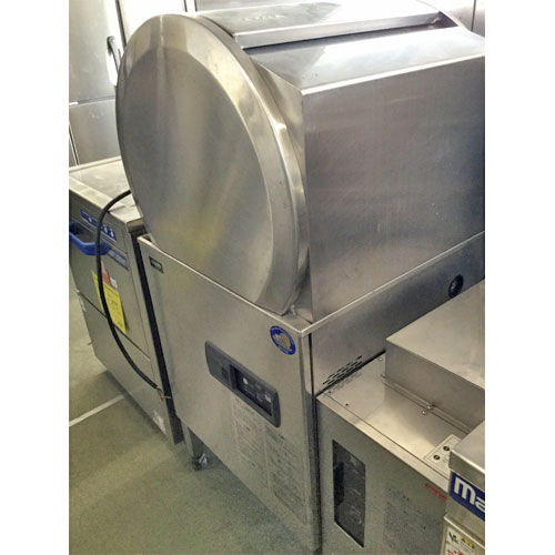 【中古】食器洗浄機 リターン サンヨー DW-HD44U3L 幅600×奥行600×高さ1277 三相200V 60Hz専用 【送料別途見積】【業務用】