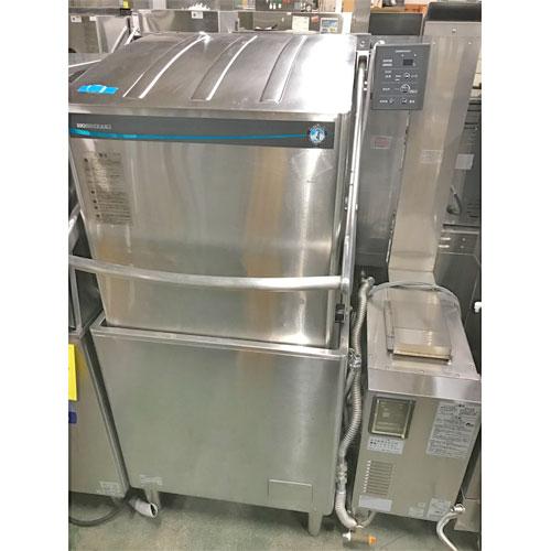 【中古】食器洗浄機 ガスブースター付き ホシザキ JWE-680B-H 幅640×奥行655×高さ1432 三相200V 50Hz専用 都市ガス 【送料無料】【業務用】