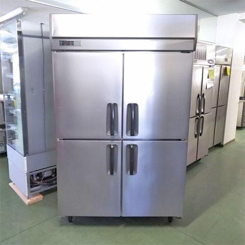 【中古】縦型冷凍冷蔵庫 パナソニック(Panasonic) SRR-J1261CVSA 幅1200×奥行650×高さ1900 【送料別途見積】【業務用】