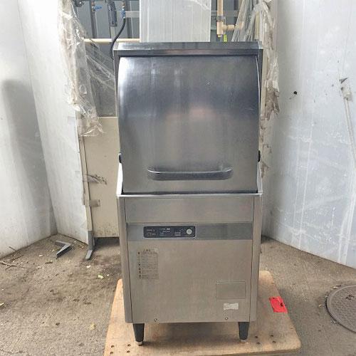 【中古】食器洗浄機 ホシザキ JWE-450RUB3 幅600×奥行600×高さ1340 三相200V 【送料別途見積】【業務用】