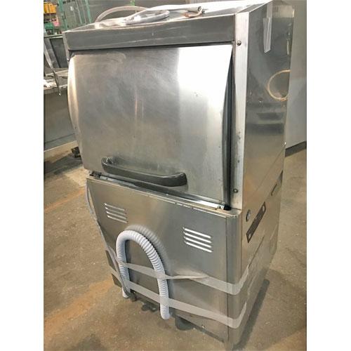 【中古】食器洗浄機 ホシザキ JWE-450WUA3 幅600×奥行650×高さ1350 三相200V 【送料無料】【業務用】