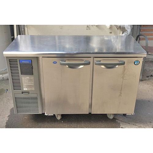 【中古】冷凍冷蔵コールドテーブル ホシザキ RFT-12MTF 幅1200×奥行450×高さ800 【送料別途見積】【業務用】