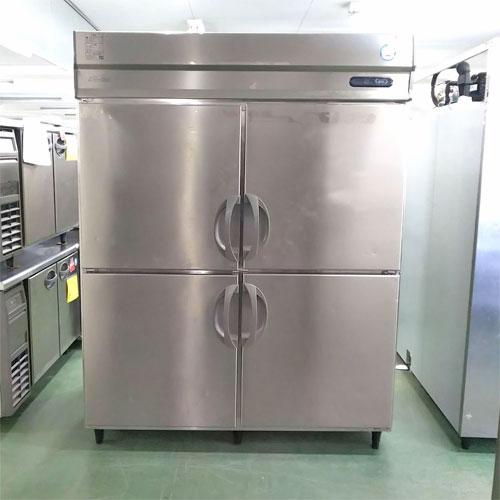 【中古】縦型冷凍庫 フクシマガリレイ(福島工業) ARD-154FMD 幅1500×奥行800×高さ1950 三相200V 【送料別途見積】【業務用】