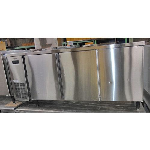 【中古】冷蔵コールドテーブル フジマック FRT1860K 幅1800×奥行600×高さ815 【送料別途見積】【業務用】