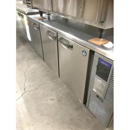 【中古】冷蔵コールドテーブル ホシザキ RT-180SNF-R3 幅1800×奥行600×高さ800 三相200V 【送料別途見積】【業務用】