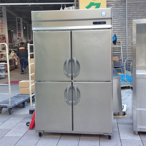 【中古】縦型冷凍庫 フクシマガリレイ(福島工業) ARD-124FMD-F 幅1200×奥行800×高さ1950 三相200V 【送料別途見積】【業務用】
