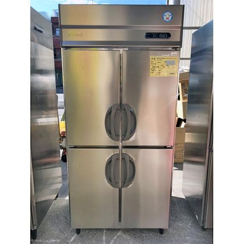 【中古】縦型冷凍冷蔵庫 フクシマガリレイ(福島工業) ARD-091PM 幅900×奥行800×高さ1950 【送料別途見積】【業務用】