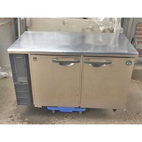 【中古】冷凍コールドテーブル ホシザキ RT-120PNE1 幅1200×奥行600×高さ800 【送料無料】【業務用】
