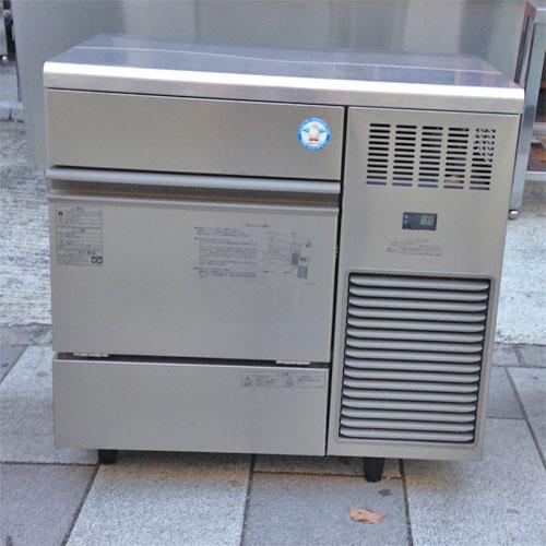 【中古】製氷機 65kg フクシマガリレイ(福島工業) FIC-A65KT 幅800×奥行530×高さ850 【送料別途見積】【業務用】