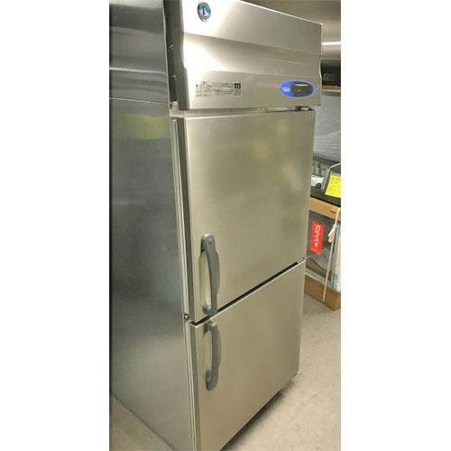 【中古】縦型冷凍庫 ホシザキ HF-75Z3 幅750×奥行800×高さ1900 三相200V 【送料別途見積】【業務用】