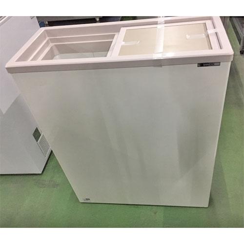 【中古】冷凍ストッカー サンデン PF-070-XF 幅700×奥行310×高さ850 【送料別途見積】【業務用】
