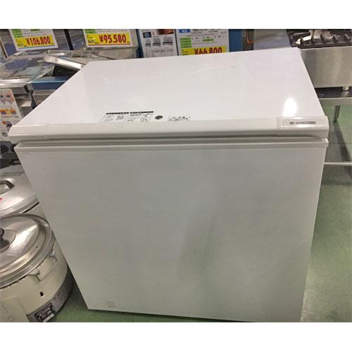 【中古】冷凍ストッカー サンデン SH-280X 幅750×奥行515×高さ753 【送料別途見積】【業務用】