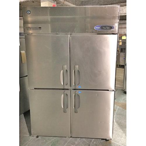 【中古】縦型冷凍冷蔵庫 ホシザキ HRF-120ZF3-TH 幅1200×奥行800×高さ1890 三相200V 【送料別途見積】【業務用】
