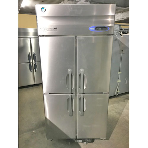 【中古】縦型冷蔵庫 ホシザキ HR-90Z 幅900×奥行800×高さ1890 【送料別途見積】【業務用】