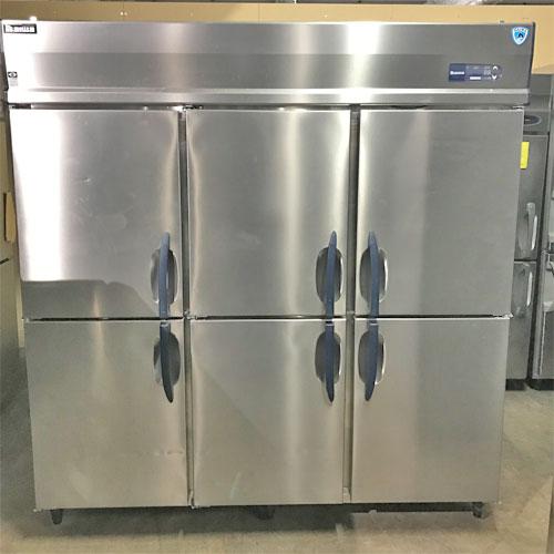 【中古】縦型冷凍庫 大和冷機 623SS-EC 幅1800×奥行800×高さ1905 三相200V 【送料別途見積】【業務用】