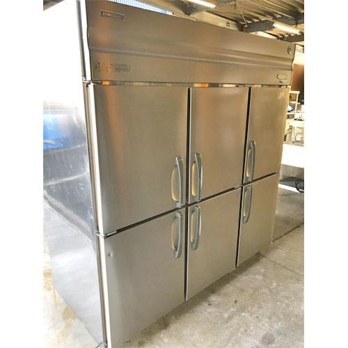 【中古】冷蔵庫 ホシザキ HR-180X 幅1800×奥行800×高さ1900 【送料別途見積】【業務用】